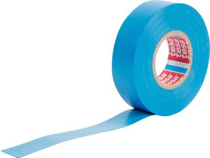 Лента Tesa Professional tesaflex электроизоляционная ПВХ синяя 53948 20 м х 19 мм
