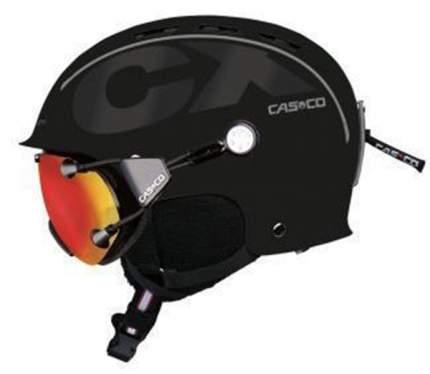Горнолыжный шлем Casco Cx-3-Icecube 2019, black matt, M