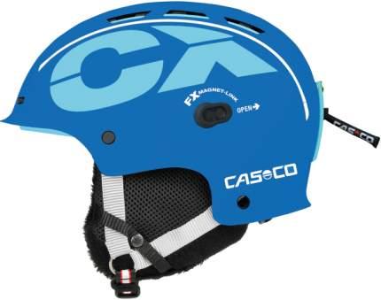 Горнолыжный шлем Casco Cx-3-Icecube (Mystyle) 2018, blue, L