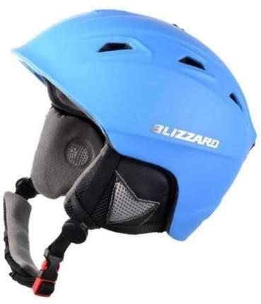 Горнолыжный шлем Blizzard Demon 2019, ski helmet/neon blue matt, M/L
