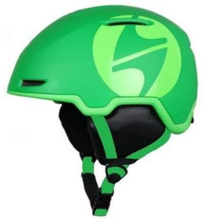 Горнолыжный шлем Blizzard Viper 2021, dark green matt/bright green matt, S/M