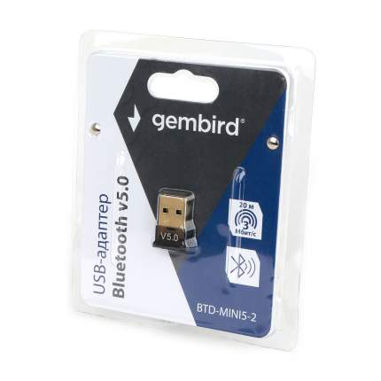 Bluetooth адаптер Gembird BTD-MINI5-2