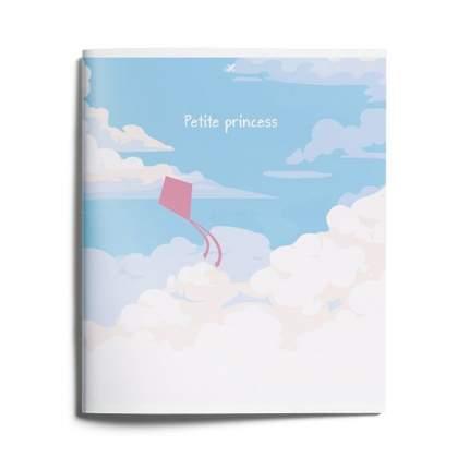 """Тетрадь """"Cotton cloud"""", формат А5, 48 листов, клетка LOREX, цвет в ассортименте"""