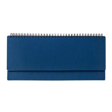 """Планинг датированный 60 листов """"Корсика"""", 2021 г, твердая обложка, цвет темно-синий"""