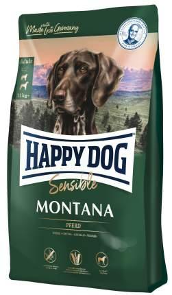 Сухой корм для собак Happy Dog Sensible, конина, 2.8кг