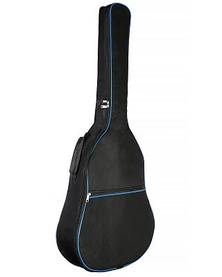Чехол для классической гитары (кант Голубой) Tutti Гк-2 Lbl