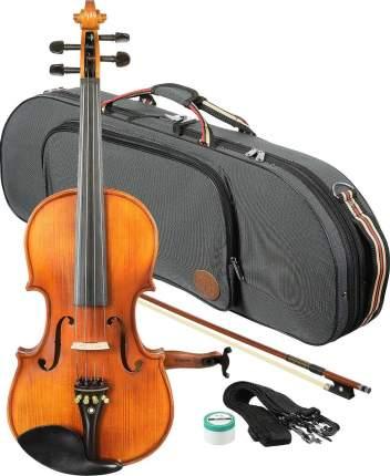 Скрипка Andrew Fuchs M-1 4/4 (комплекткейс + смычок + мостик из деревагруша + канифоль)