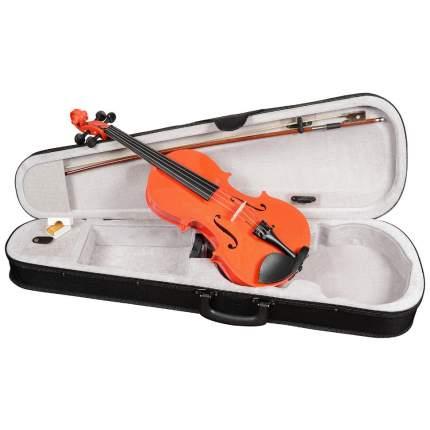 Красная скрипка Antonio Lavazza Vl-20/rd 1/4 , кейс,  смычок и канифоль в комплекте