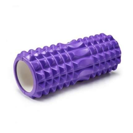Серповидный массажный ролик (фиолетовый)
