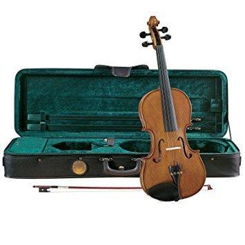 Скрипка Cremona Sv-175 Premier Student Violin Outfit, 4/4, легкий кофр, смычок, канифоль