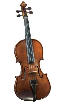 Скрипка Cremona Sv-165 Premier Student Violin Outfit 4/4, легкий кофр, смычок, канифоль