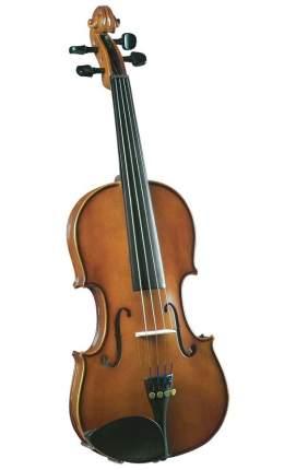 Скрипка Cremona Sv-130 Premier Novice Violin Outfit, 4/4, легкий кофр, смычок, канифоль