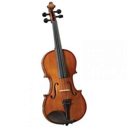 Скрипка в комплекте Cremona Hv-200 Novice Violin Outfit 4/4, легкий кофр, смычок, канифоль