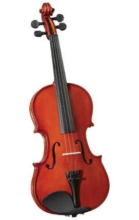 Скрипка в комплекте Cremona Hv-150 Novice Violin Outfit 1/2, легкий кофр, смычок, канифоль