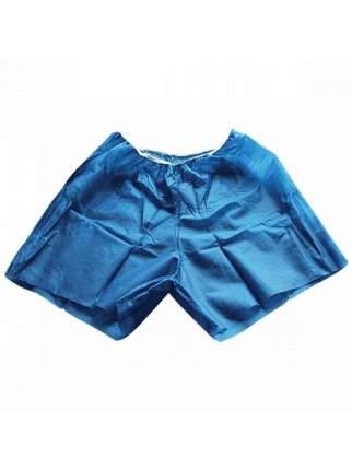 Трусы одноразовые мужские шорты спанбонд цветные 10 шт/упак.