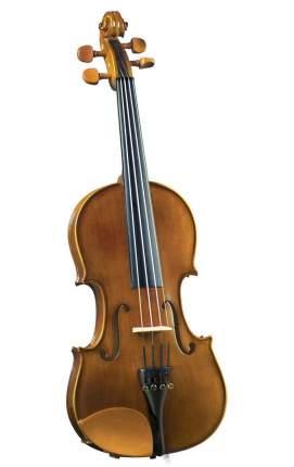 Скрипка Cremona Sv-100 Premier Novice Violin Outfit, 4/4, легкий кофр, смычок, канифоль