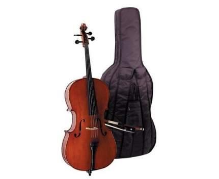 Виолончель в комплекте Gewapure Cello Outfit Ew 1/8 (чехол, смычок, канифоль)