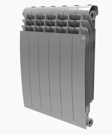 Радиатор биметаллический Royal Thermo BiLiner Silver Satin 574x480