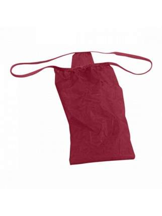 Трусы одноразовые бикини женские спанбонд бордовые 25 шт/упак.