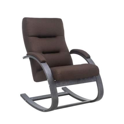 Кресло Leset Милано, Венге текстура, ткань Малмо 28