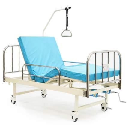 Кровать медицинская механическая MET NOX