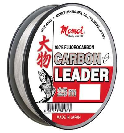 Леска Carbon Leader 0,50 мм, 20.0 кг, 25 м, прозрачная (уп.5 шт)