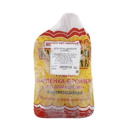 Тушка цыпленка-бройлера Куриный король По-домашнему замороженная ~10 кг
