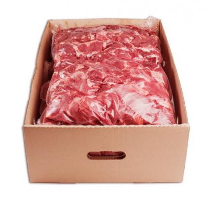 Тримминг говяжий 90% замороженный ~22 кг