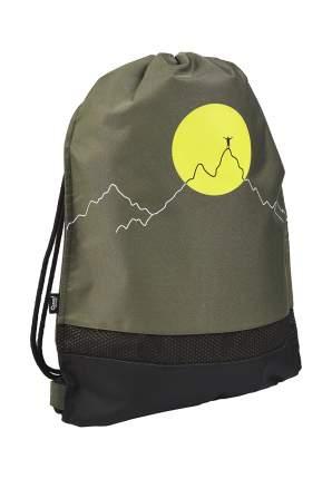 Сумка-мешок для детей OLDOS, цв. зеленый, р-р