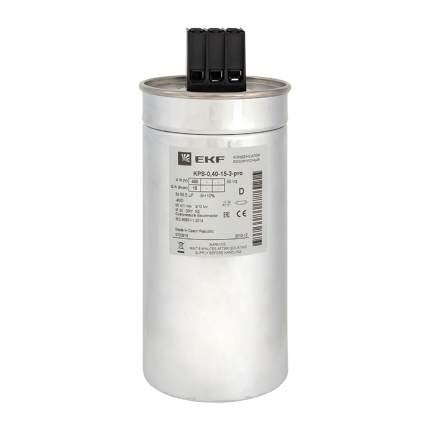 Конденсатор косинусный КПС-0,4-20-3 EKF PRO