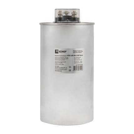 Конденсатор косинусный КПС-0,45-40-3 EKF Basic