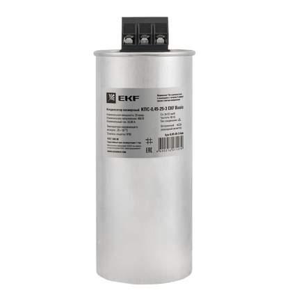 Конденсатор косинусный КПС-0,45-25-3 EKF Basic