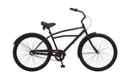 Велосипед Schwinn Huron 3 2021 One Size black