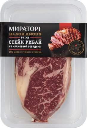 Стейк из говядины Мираторг Рибай Prime 390 г