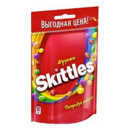 Драже Skittles Фрукты в сахарной глазури 140 г