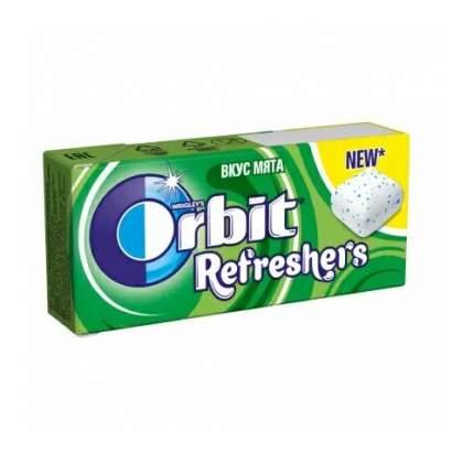 Жевательная резинка Orbit Refreshers мята 16 г