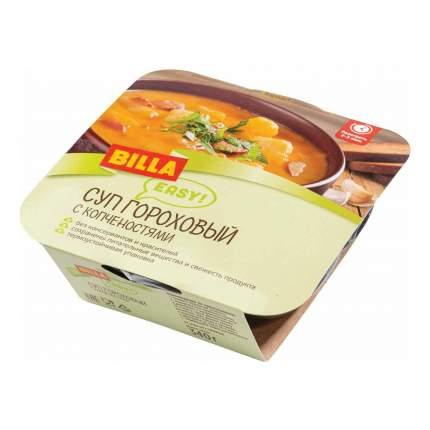 Суп Billa Easy Гороховый с копченостями 340 г