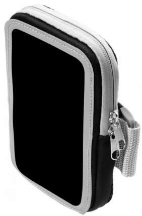 Влагозащитный чехол-сумка на руку для телефона черный (PR-301-B)
