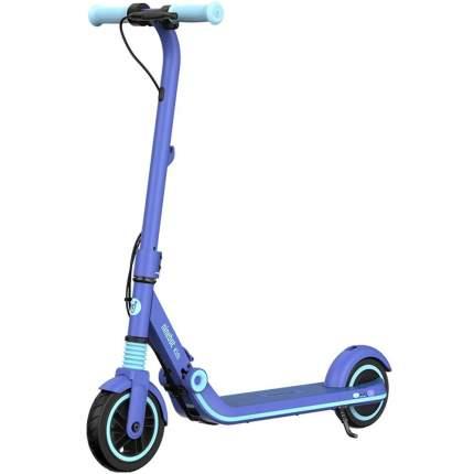 Электросамокат детский Ninebot eKickScooter Zing E8 blue