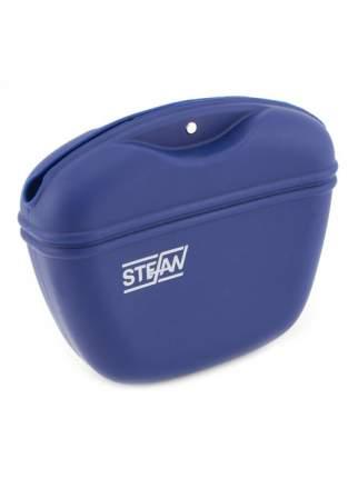 Сумочка для лакомств силиконовая STEFAN, синий, WF37718