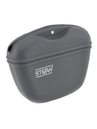 Сумочка для лакомств силиконовая STEFAN, серый, WF37701