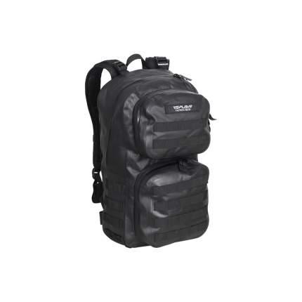 Рюкзак влагозащитный Naval 35 черный