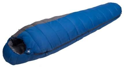 Спальный мешок Bask TML Placid -20C XL серый/синий, левый