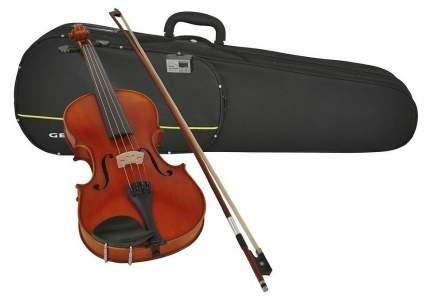 Скрипка Gewa Aspirante Marseille Gs401421, 4/4, футляр, смычок, канифоль, подбородник
