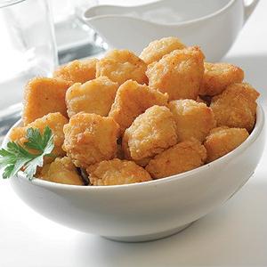 Попкорн куриный Продукты Питания замороженный 1 кг