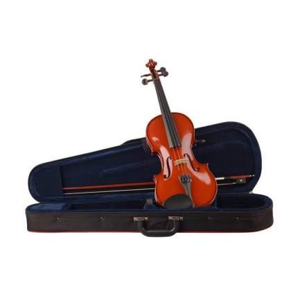 Скрипка в комплекте Prima P-100 1/2 (футляр, смычок, канифоль)