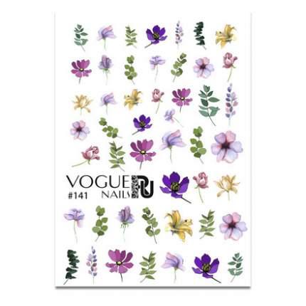 Слайдер-дизайн Vogue Nails №141