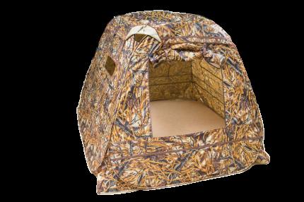 Засидка-автомат Успех ткань синтет. сухой камыш Хольстер