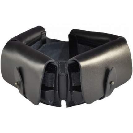 Ремень охотничий с подсумками кожаный К-12 HS-ПО-2