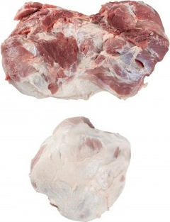 Окорок свиной Промагро без кости охлажденный ~6 кг